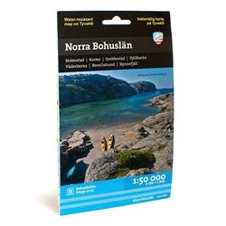 Calazo Norra Bohuslän 1:50.000