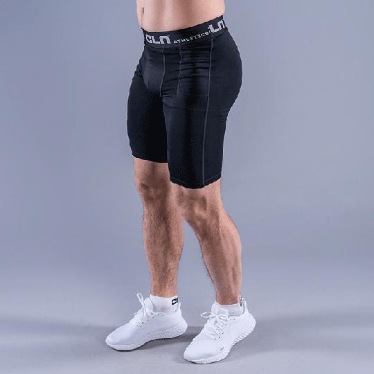 CLN Gard Shorts, Black