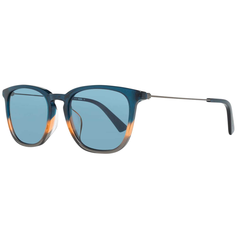 Diesel Men's Sunglasses Blue DL0317-D 5492V