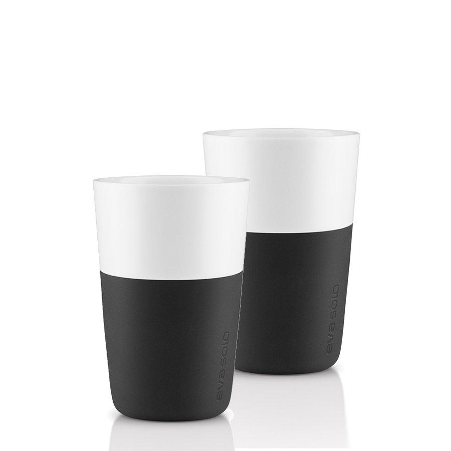 Eva Solo Kaffe Latte Krus 2pk Black