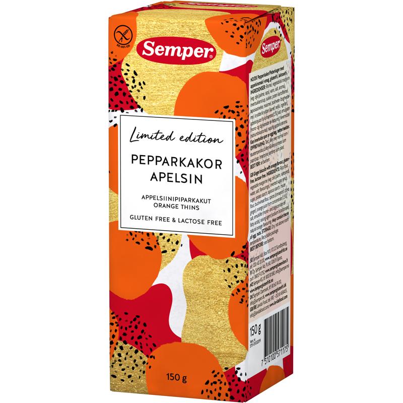 Appelsiinipiparkakut - 32% alennus