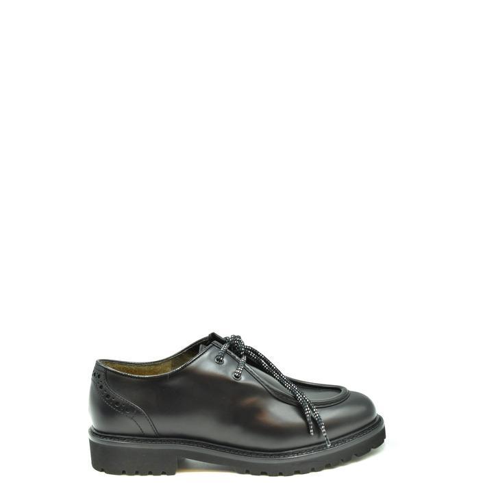 Doucal's Men's Slip On Shoes Black 203380 - black 40