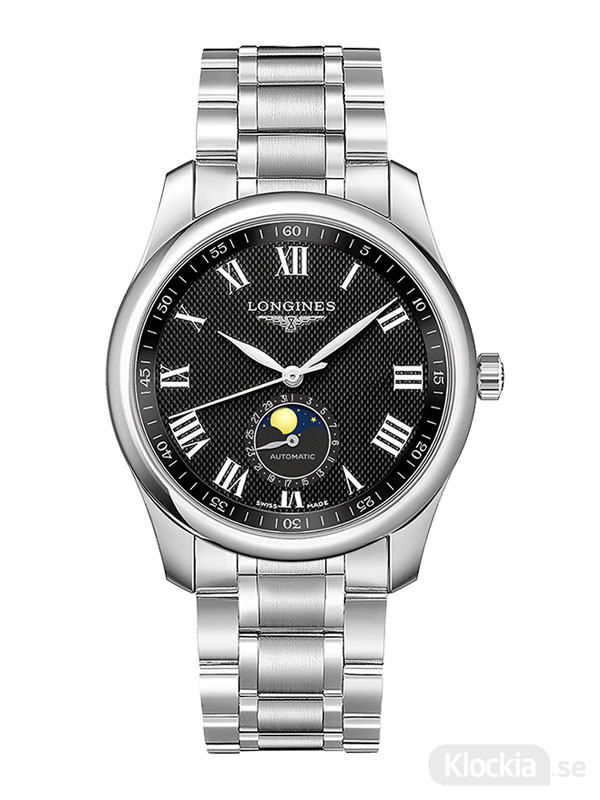 LONGINES Master Collection Moon Phase 40mm L2.909.4.51.6