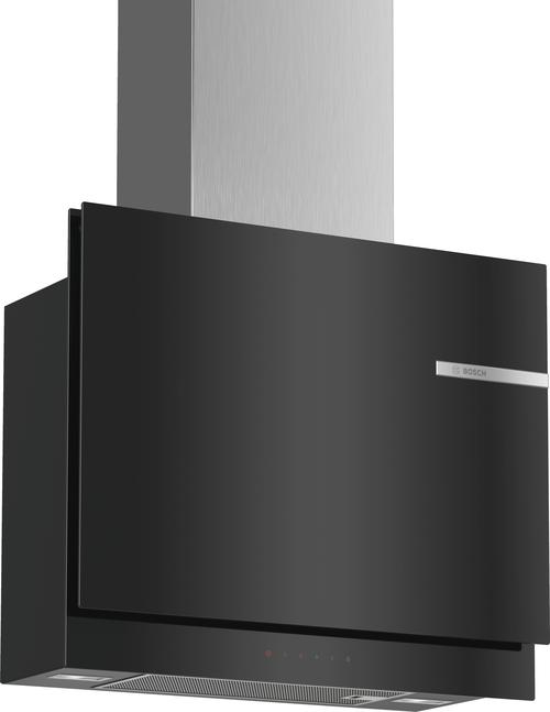 Bosch Dwf67km60 Serie 6 Vägghängd Köksfläkt - Svart