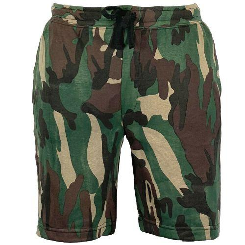 Game Technical Apparel Men's Shorts Various Colours Angling - Woodland Camo XXL