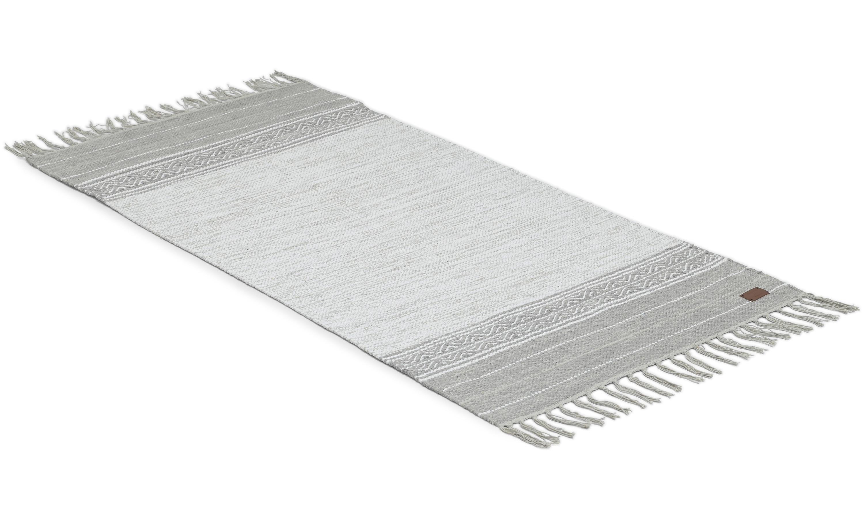 Grundsund grå - bomullsteppe