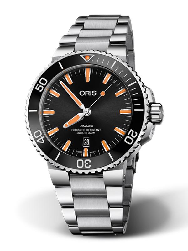 Oris Aquis Date 733-7730-4159-07-8-24-05PEB