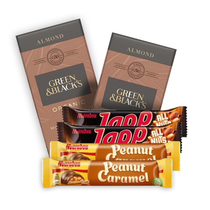 Chokladpaketet - 89% rabatt