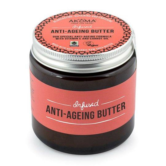 Akoma Shea Body Butter with Argan & Rosehip Oil, 125 ml