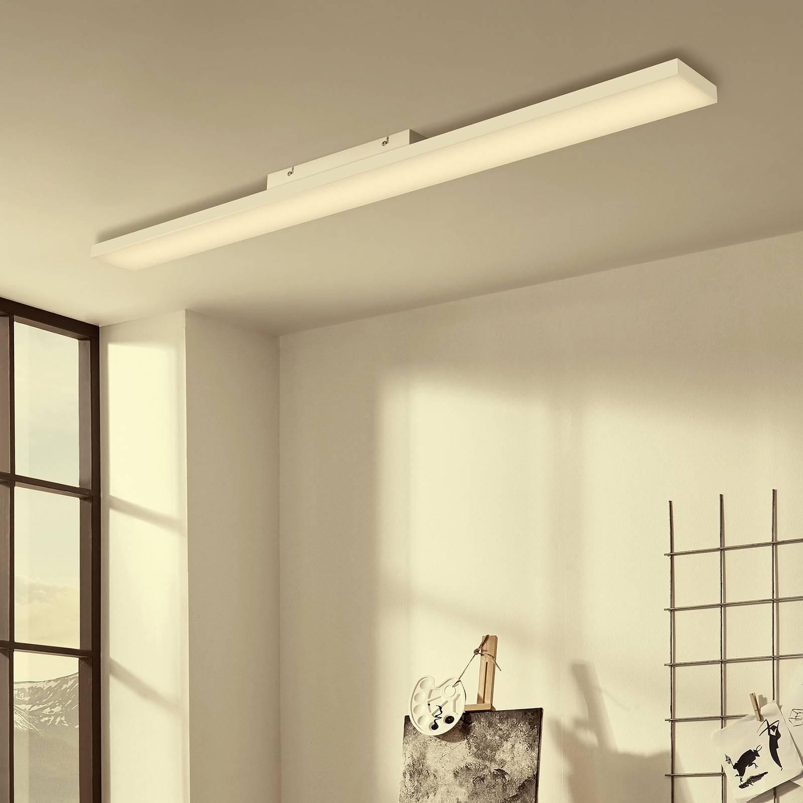 LED-kattovalaisin Frameless RGBW, 120x10cm