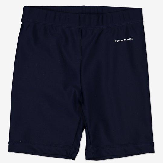 Uv-shorts mørkblå