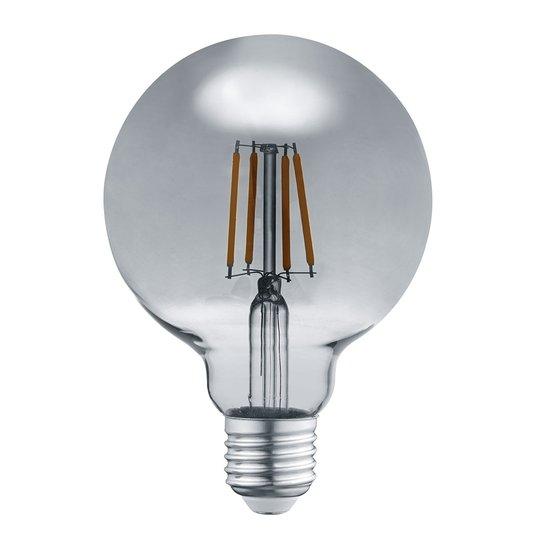 LED-globe-lamppu, E27 6W 3 000 K, savu