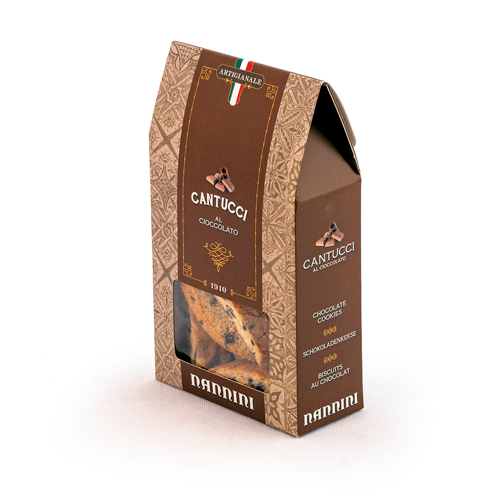 Cantuccini with Chocolate 200g by Nannini
