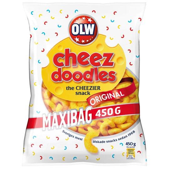 Cheez Doodles Maxibag - 32% rabatt