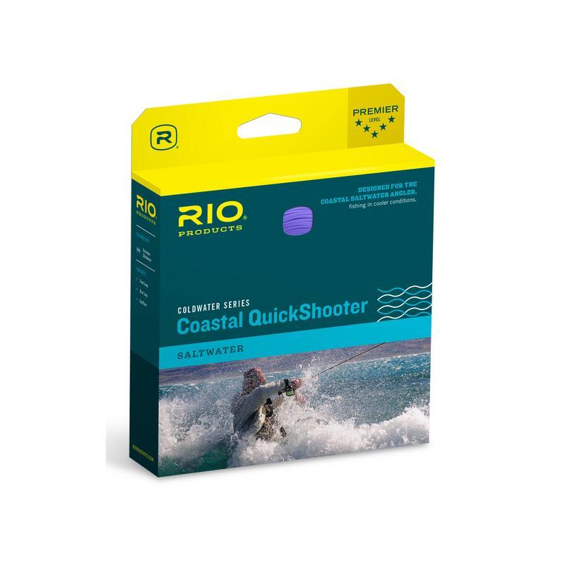 Rio Coastal Quickshooter WF #5 Intermediate