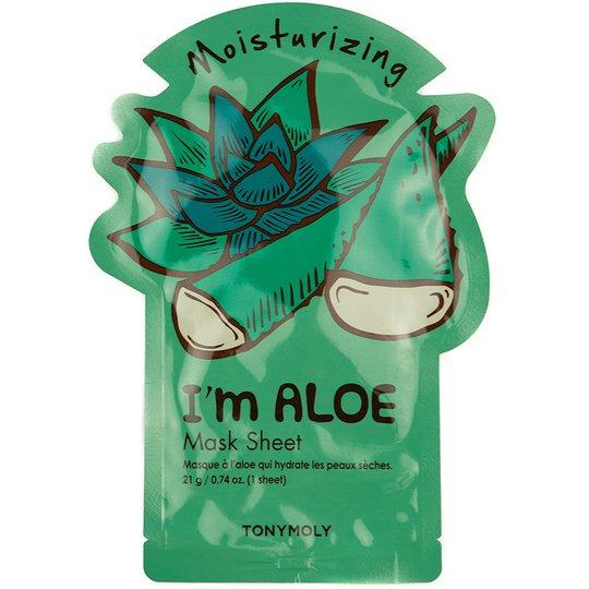 I Am Aloe Mask Sheet, Tonymoly K-Beauty