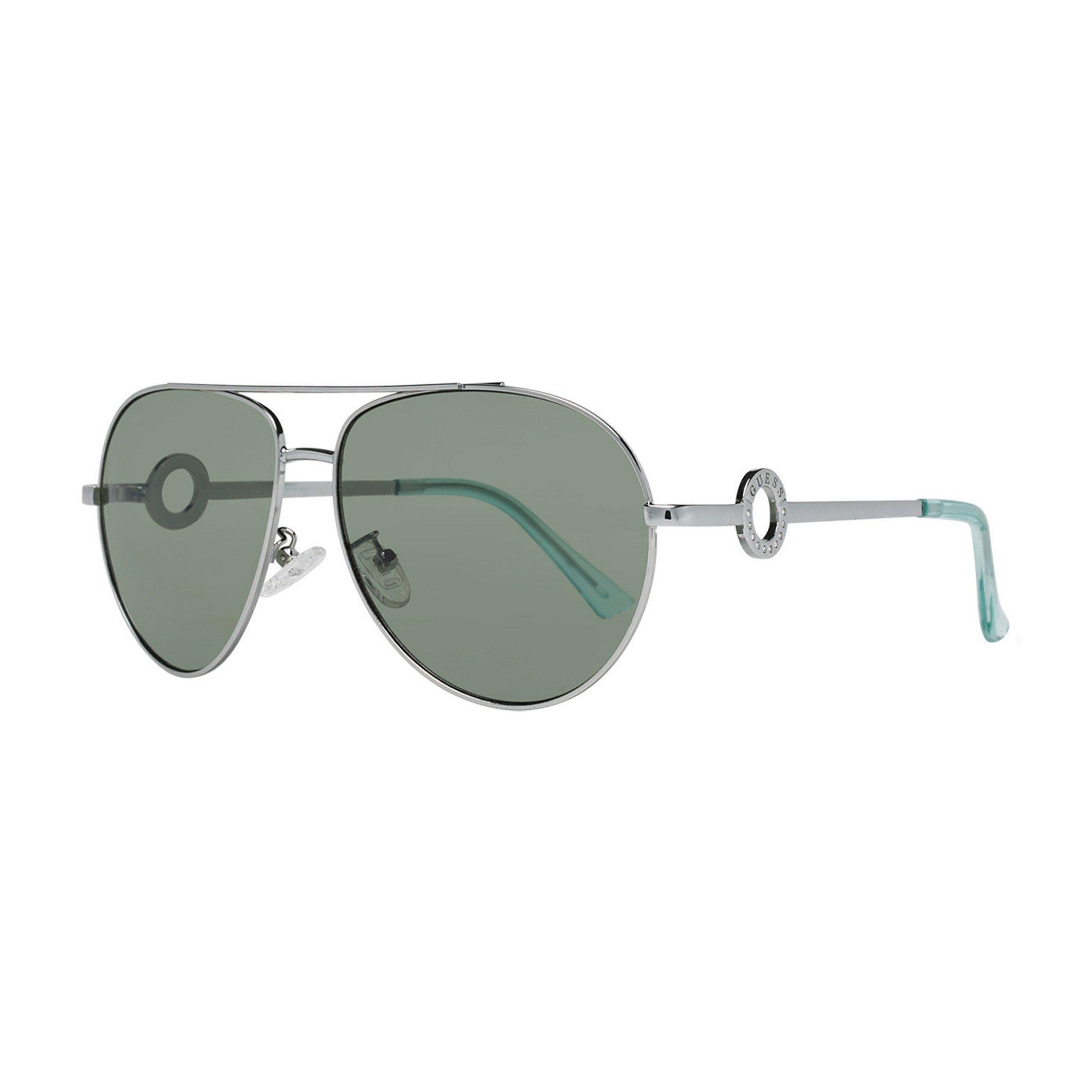 Guess Unisex Sunglasses Yellow GF0364 - grey NOSIZE