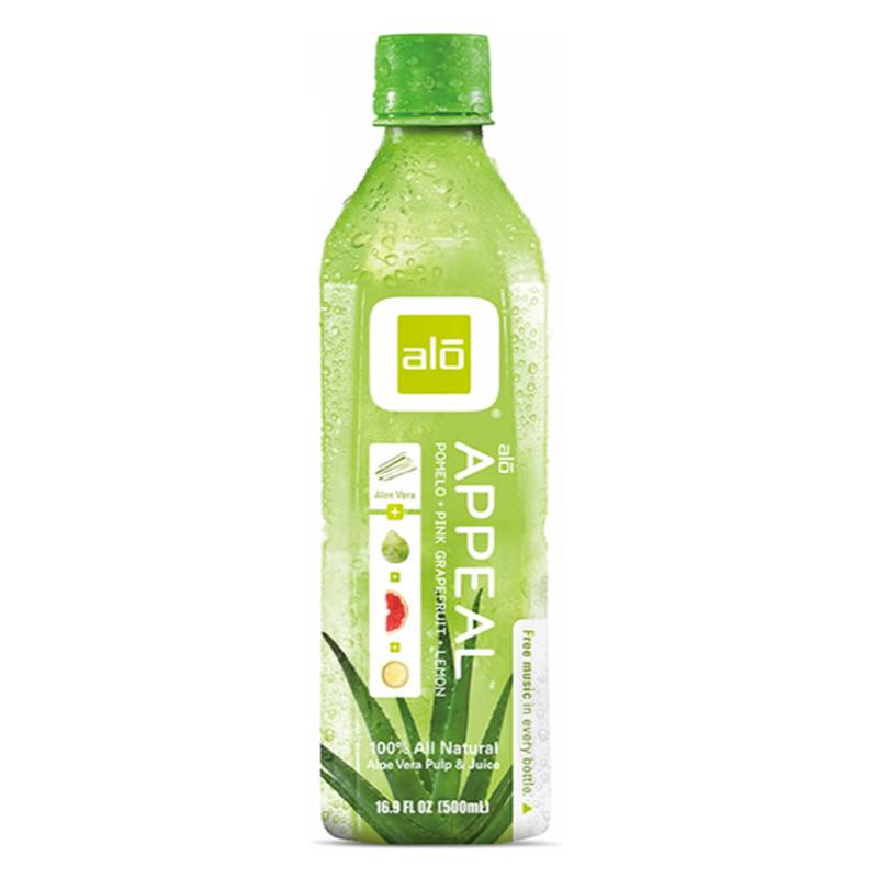 """Dryck Aloe Vera """"Appeal"""" - 50% rabatt"""