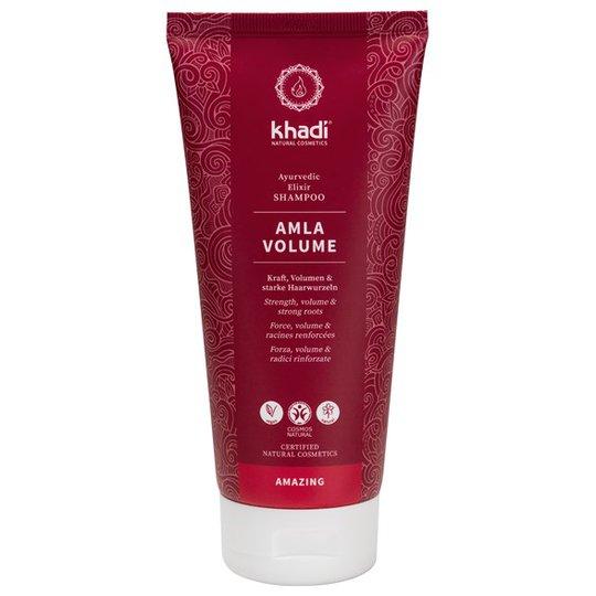 Khadi Amla Volume Ayurvedic Elixir Shampoo, 200 ml