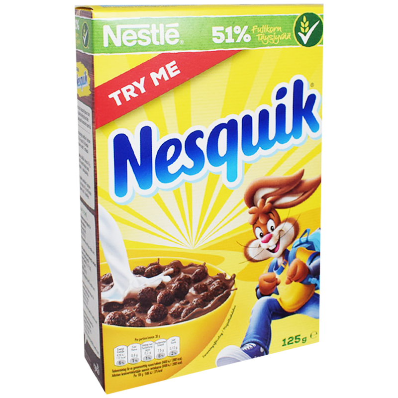 Nesquik-murot - 10% alennus