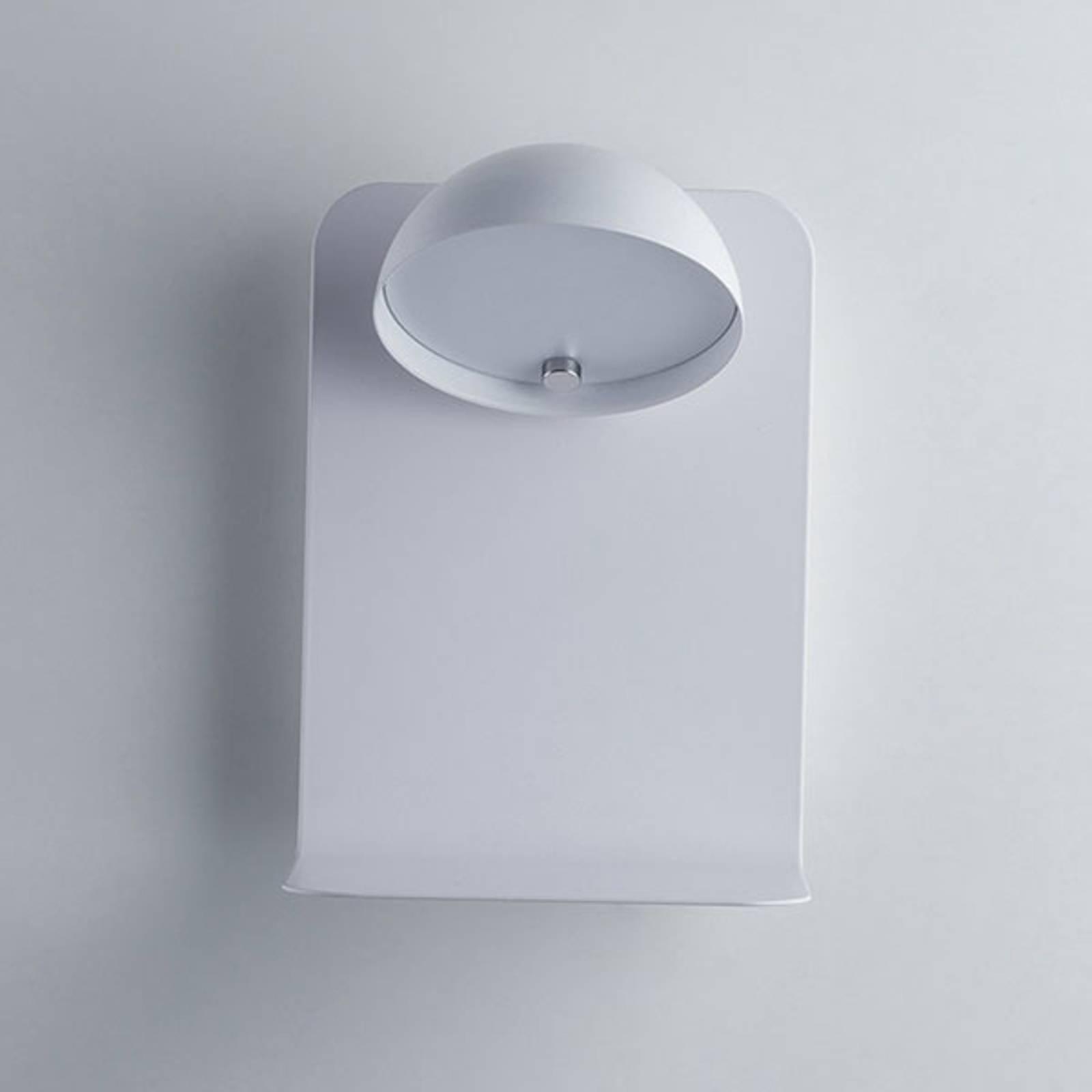 LED-seinävalaisin Boing, valkoinen
