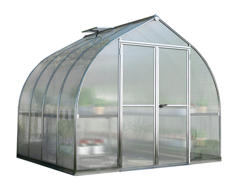 GoP Lagerbod Glasfiber & Plastprodukter Ezee-Shed 7,4 m2 Antrasitt
