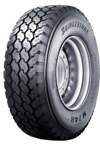 Bridgestone M 748 Evo ( 385/65 R22.5 164G kaksoistunnus 160K )