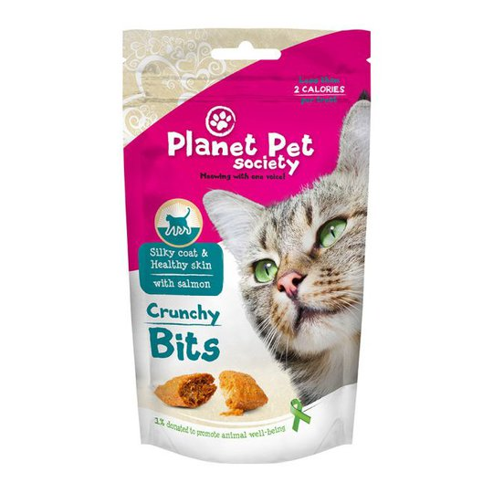 Planet Pet Society Crunchy Bits Skin and Coat