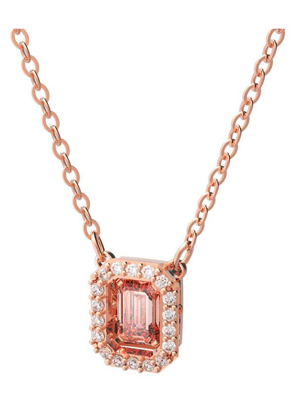 Swarovski Halsband Millenia - Rosé 5614933