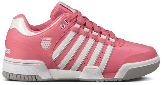 K-Swiss Women's Gstaad Trainers Various Colours 888758030551 - 5.5 UK Pink