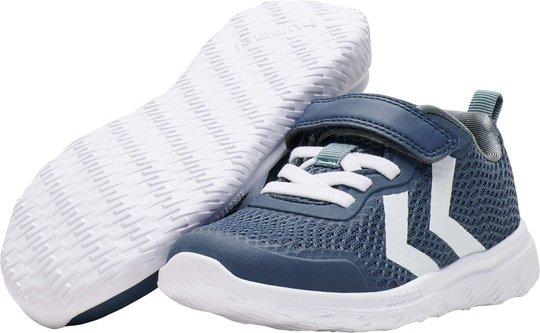 Hummel Actus ML Jr Sneaker, Navy, 27