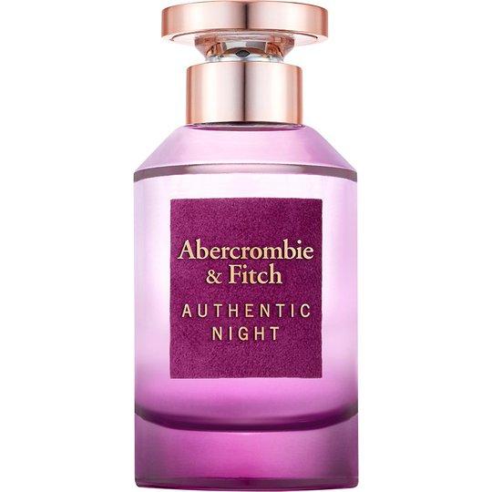 Authentic Night Women, 100 ml Abercrombie & Fitch Hajuvedet