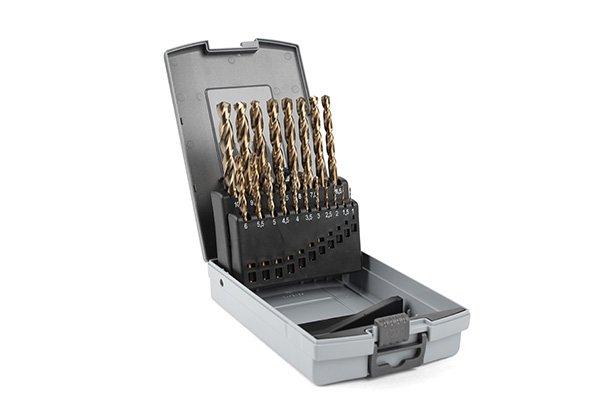 Borrkassett kobolt 1-10mm. pla
