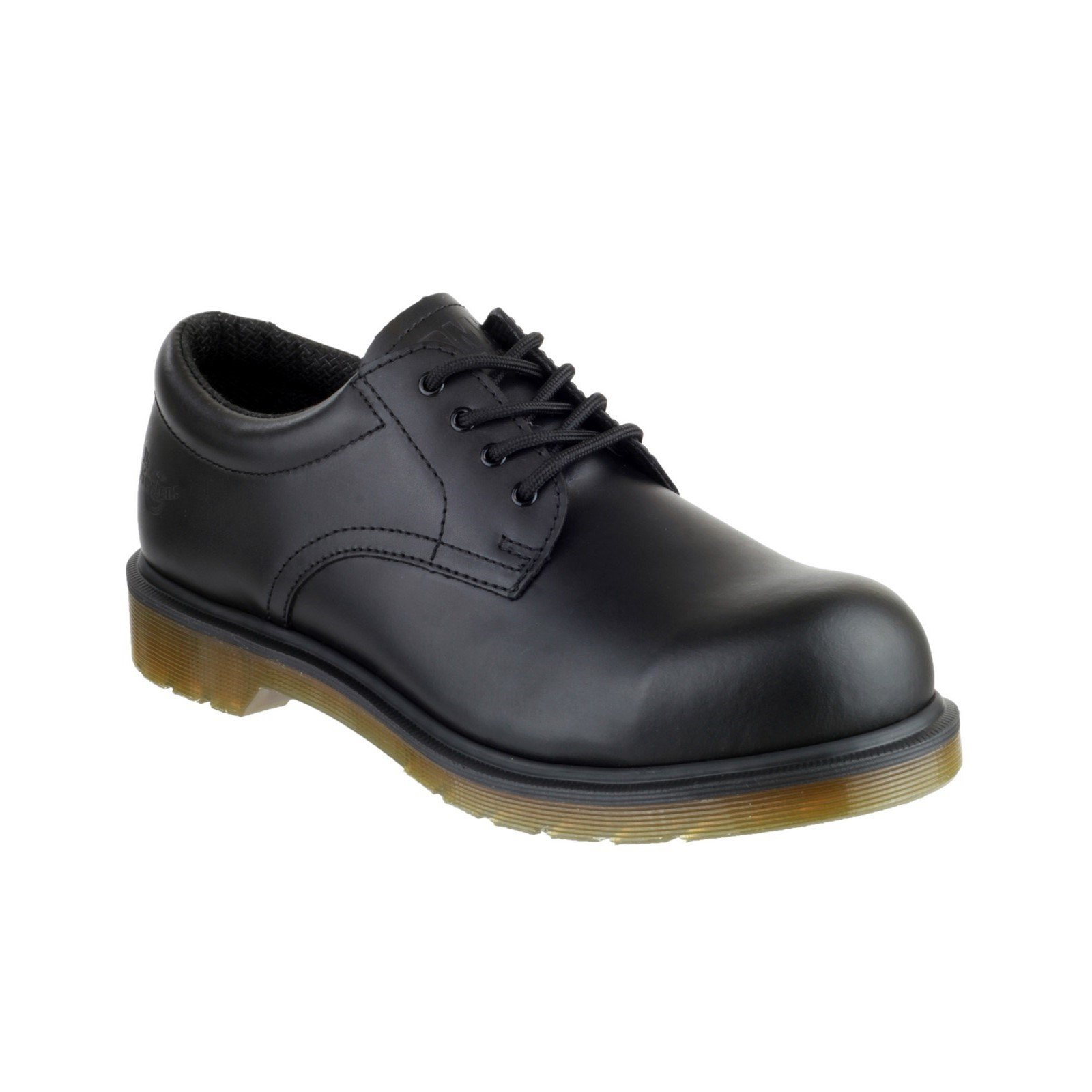 Dr Martens Unisex Icon Lace up Derby Shoe Black 00588 - Black 4