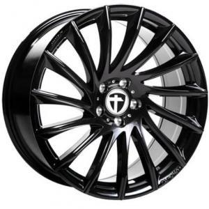Tomason TN16 Black 7.5x17 5/112 ET37 B66.6