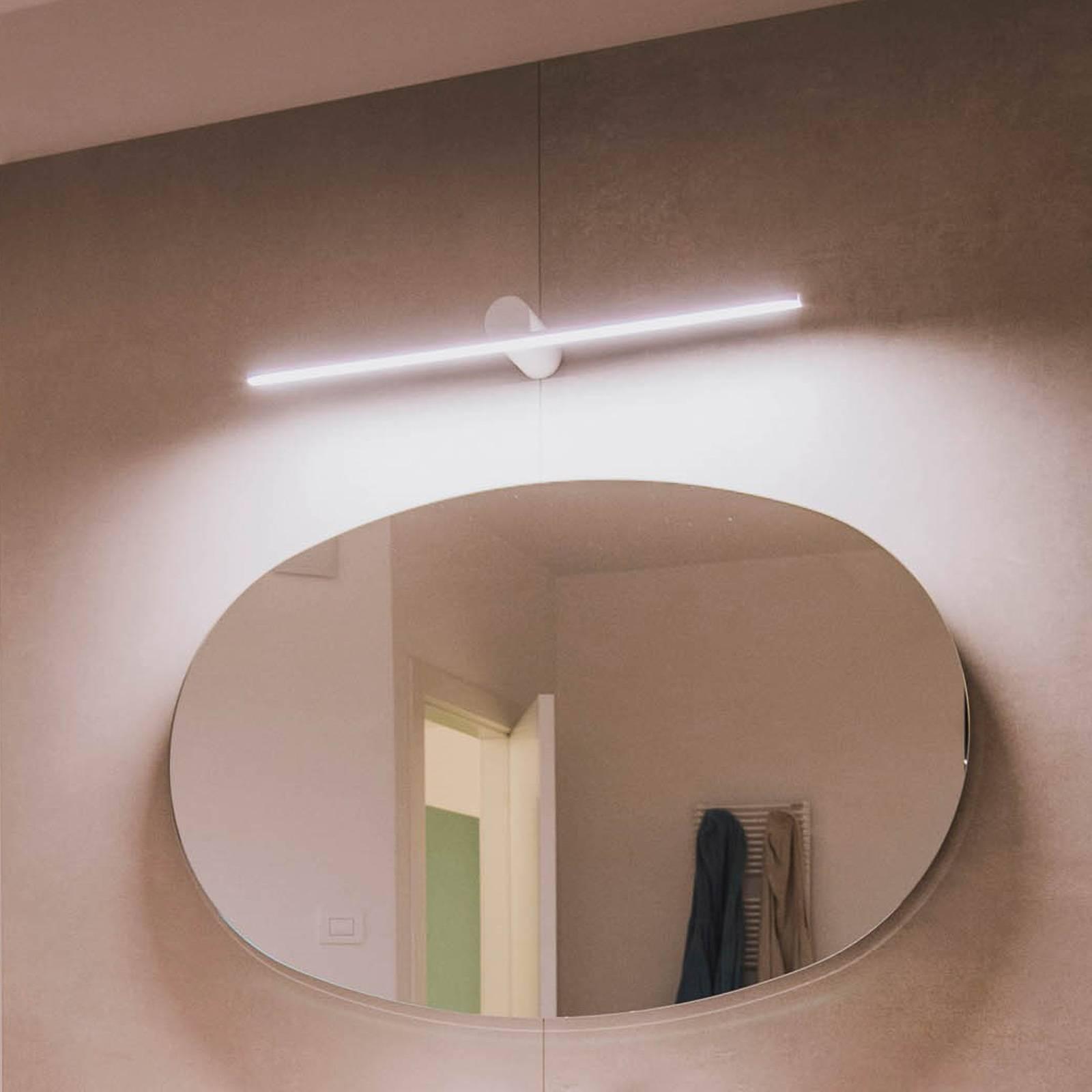 OLEV Slight AP -LED-seinävalo 72,5 cm valkoinen