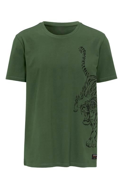 Cellbes T-shirt Mörkgrön