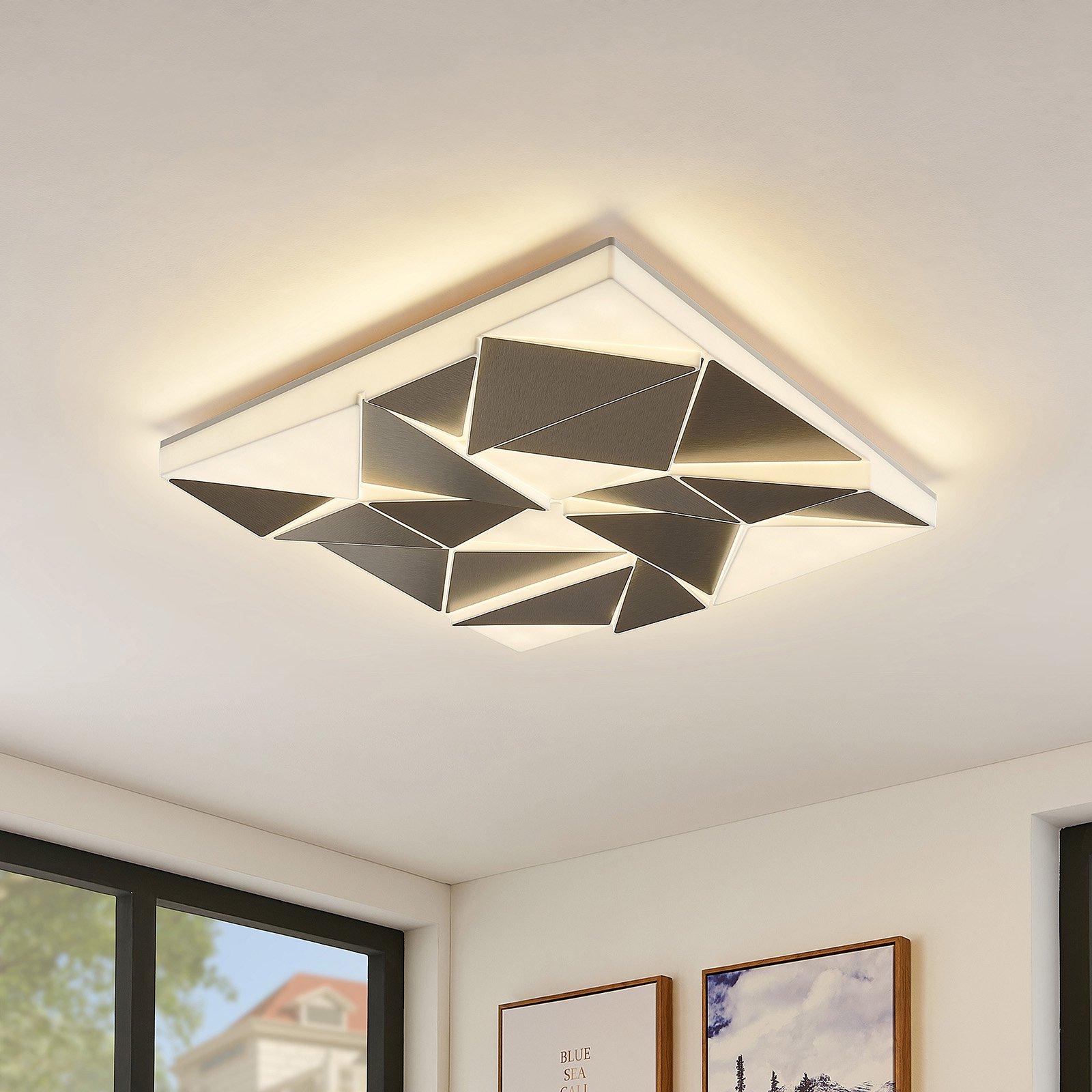 Lindby Ingmar LED-taklampe CCT, 60 cm