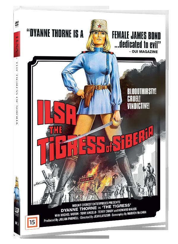 Ilsa : Tigress Of Sibiria