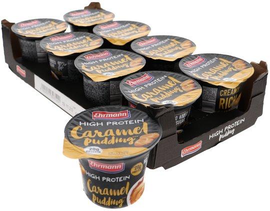 Proteiinivanukkaat Karamelli 8kpl - 22% alennus