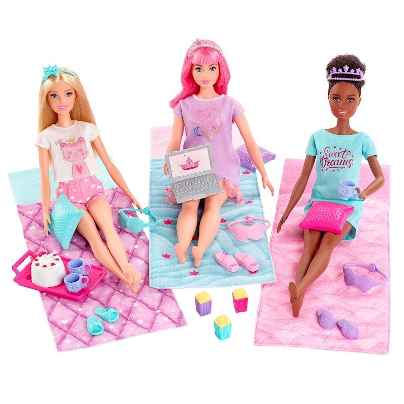 Barbie - Slumber Party Gift Set (GJB68)