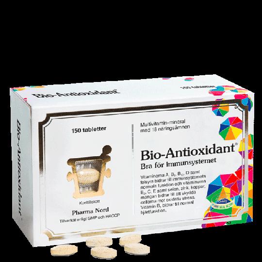 Bio-Antioxidant, 150 kapslar