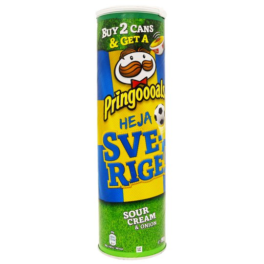 Chips Gräddfil & Lök - 26% rabatt