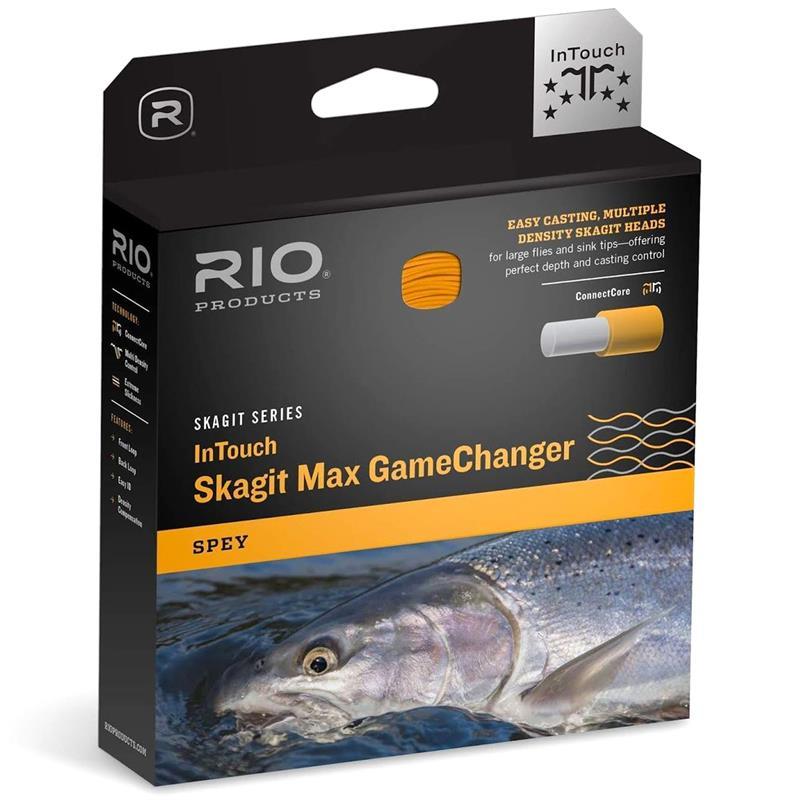 Rio Skagit M. Gamechanger #8 F/I/S3/S5 Lengde: 7m