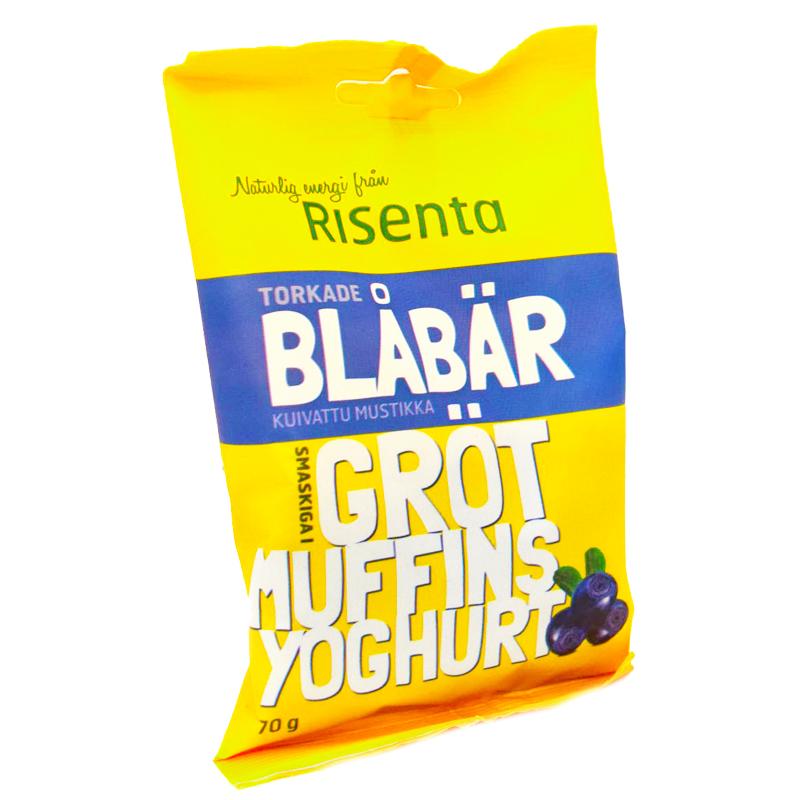 Torkade Blåbär - 26% rabatt