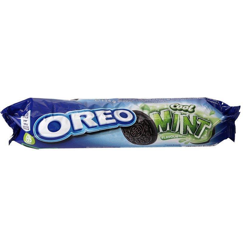 Keksit Oreo Mint - 25% alennus