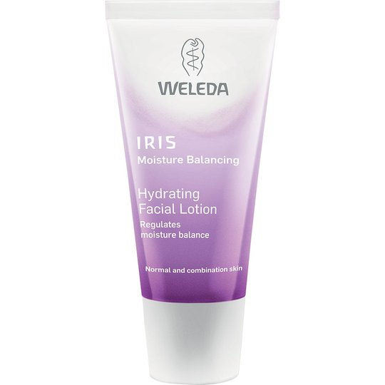 Weleda Iris Hydrating Facial Lotion, 30 ml Weleda Päivävoiteet