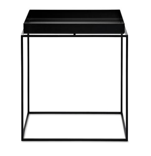 HAY - Tray Table 40 x 40 cm Black