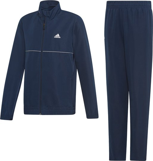 Adidas Youth Club Tracksuit, Navy 116
