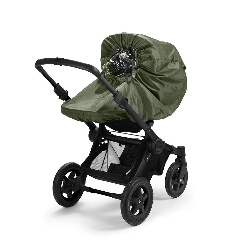 Stroller Rain Cover - Rebel Green